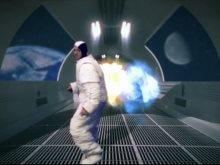 Space Rescue online team building activity image