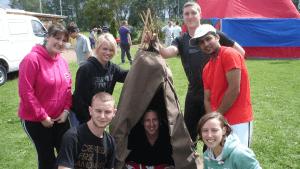 Inclusive team building image