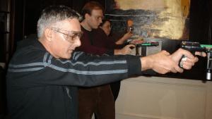 Sniper training in Liberation