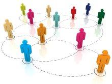 VirtuWall online team building activity image